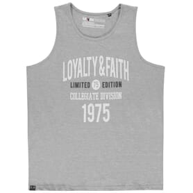 Loyalty and Faith Balearic Vest Mens