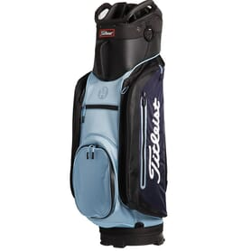 Titleist Lightweight Club 14 Cart Bag 2018, černo/bílo/
