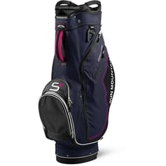Sun Mountain Series One dámský cart bag, modro/růžový