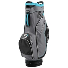 Sun Mountain Series One dámský cart bag, šedá/zelená